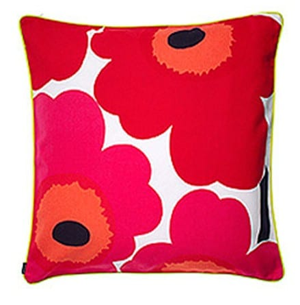 Unikko Pillow Sham