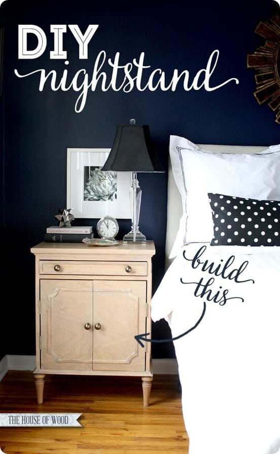 diy nightstand inspired by ballard