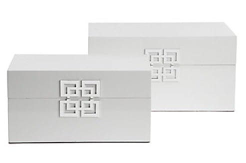 ming boxes set of 2