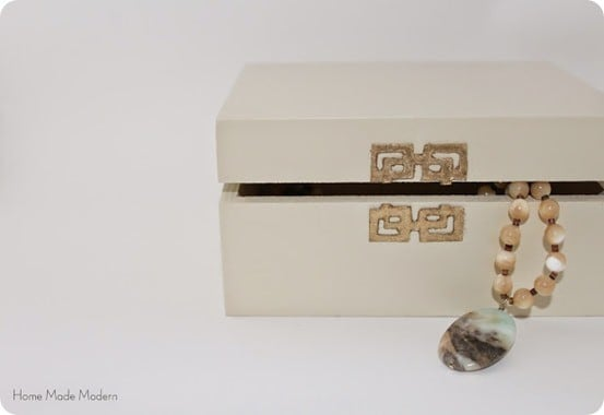 z gallerie knock off decorative box