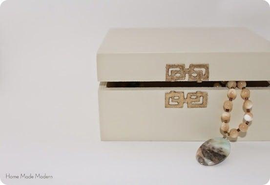 z gallerie knock off decorative box