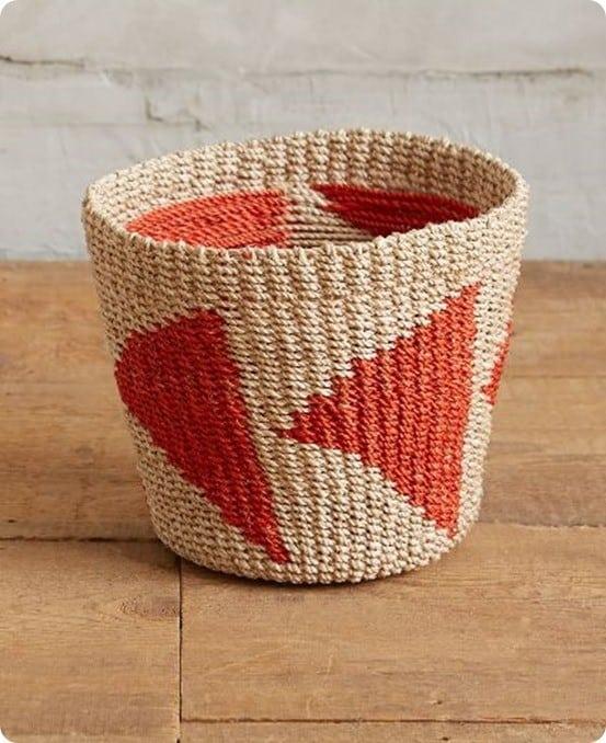 Handmade Weimar Basket