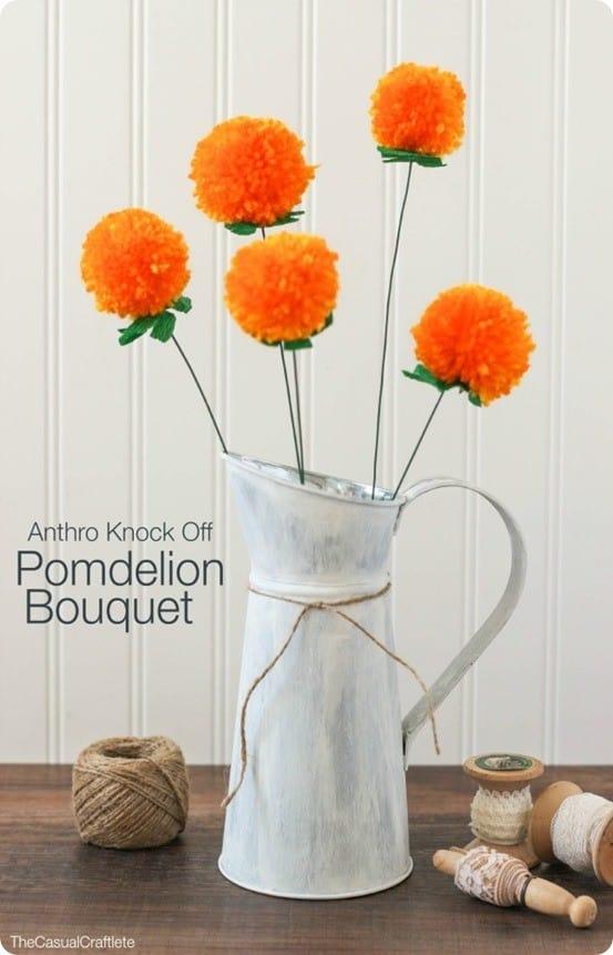Anthropologie Inspired Pomdelion Bouquet
