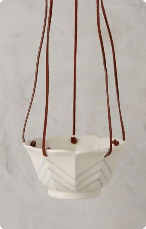 Candy Dish Hanging Pot