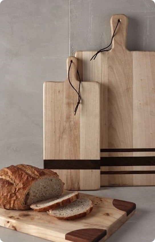 Gourmandise Bread Board