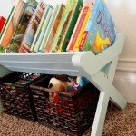 Children's Book Caddy