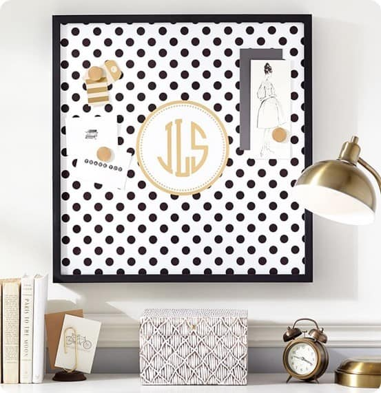 Magnetic Wall Board from PB Teen