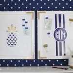 Preppy Magnetic Memo Boards