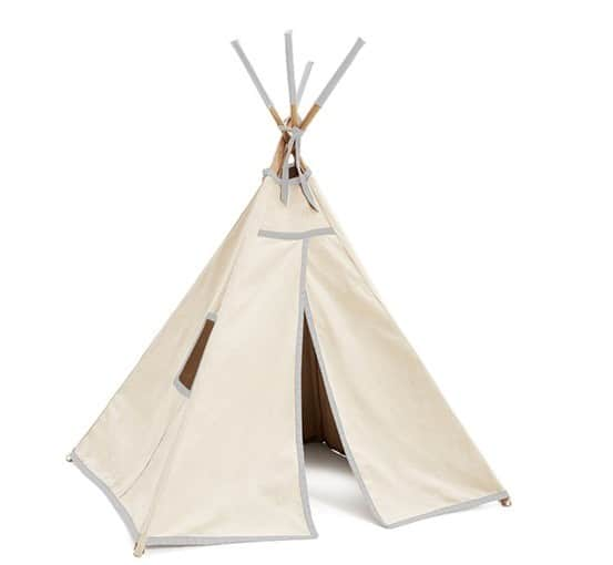 Teepee with Trim from Pottery Barn Kids