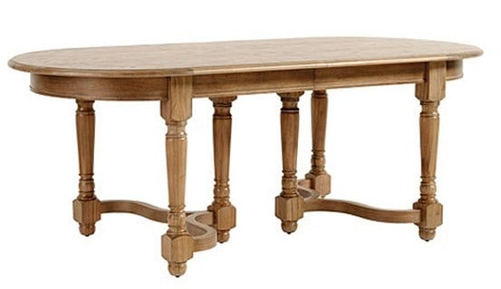 Capistrano Extension Dining Table