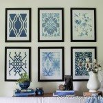 Framed Wallpaper Wall Art
