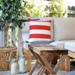 Classic Stripe Outdoor Pillow
