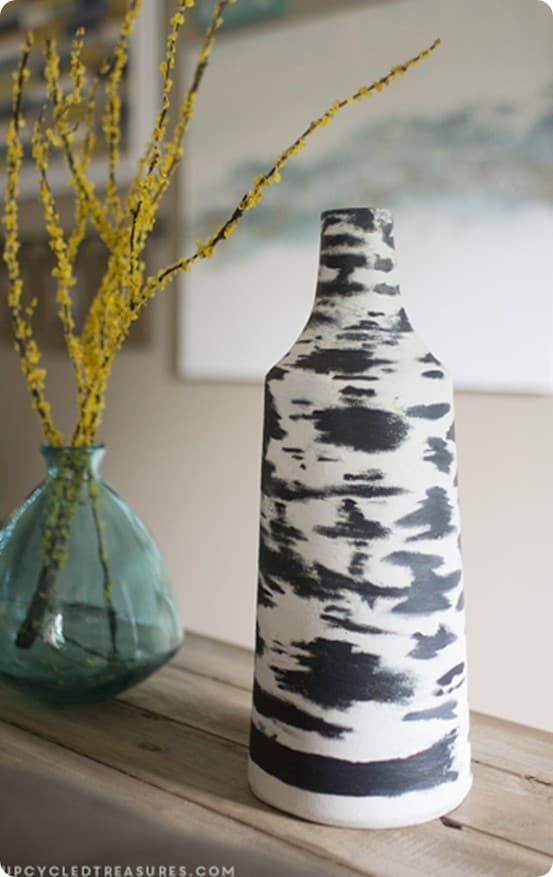 Urban Outfitters Inspired Vase Makeover