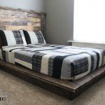 Easy Platform Bed with FREE Plans