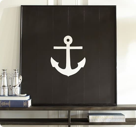 Anchor Wall Panel from Pottery Barn