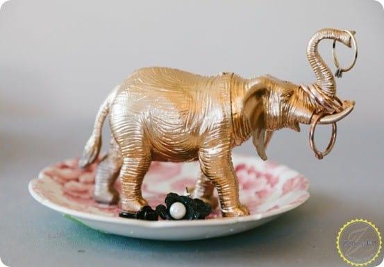 Anthropologie Inspired Ring Dish