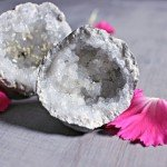 Geode Rock Drawer Knobs