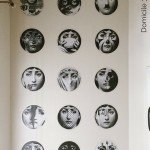 DIY Faces Wallpaper–Rental Home Approved!