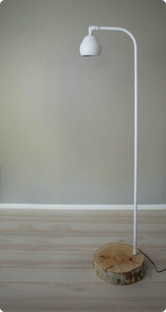 Modern Floor Lamp On The Cheap Knockoffdecor Com