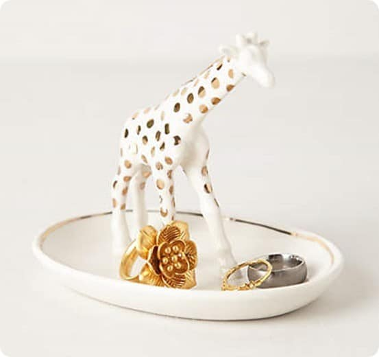 Giraffe Trinket Dish from Anthropologie