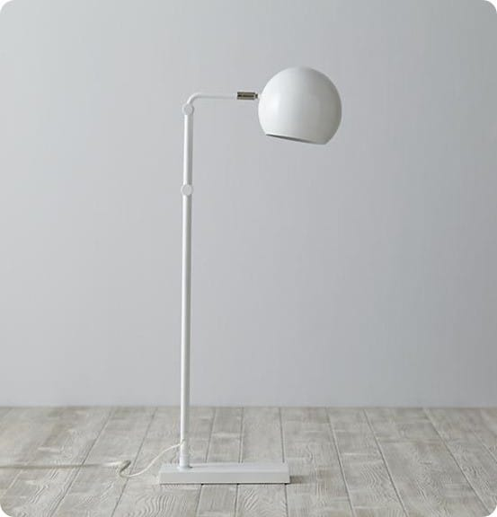 Hemisphere Floor Lamp from Land of Nod