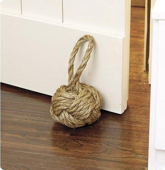 Ballard Rope Knot Doorstop