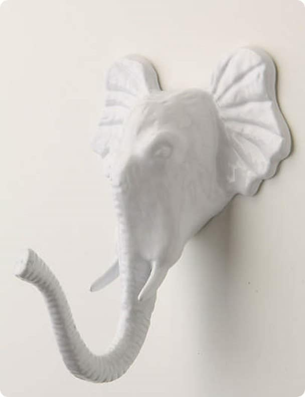 Encased Elephant Hook from Anthropologie