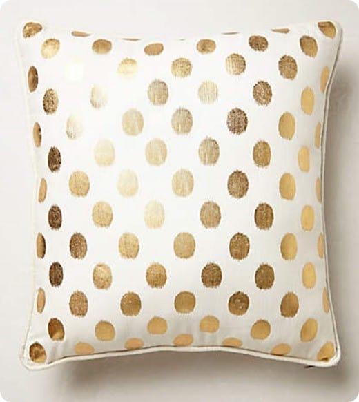Luminous Dots Pillow