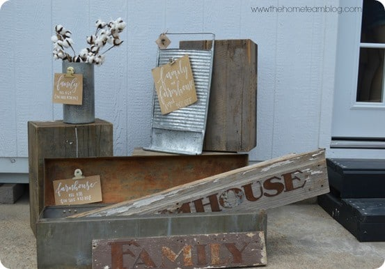 Magnolia Market Farmhouse Signs