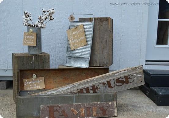 Magnolia Market Farmhouse Signs