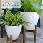 DIY Plant Stand–ANYONE Can Build!