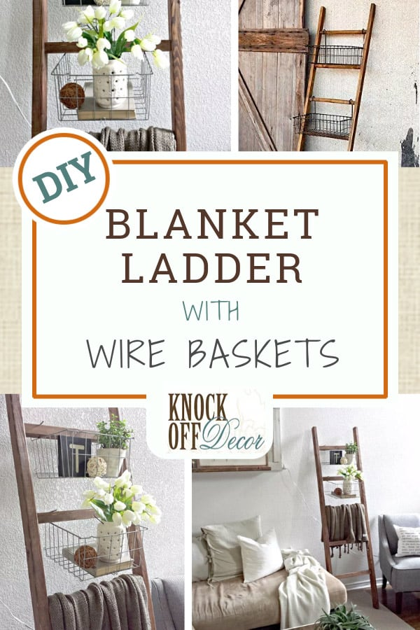 Blanket-Ladder-with-Wire-Baskets-pin