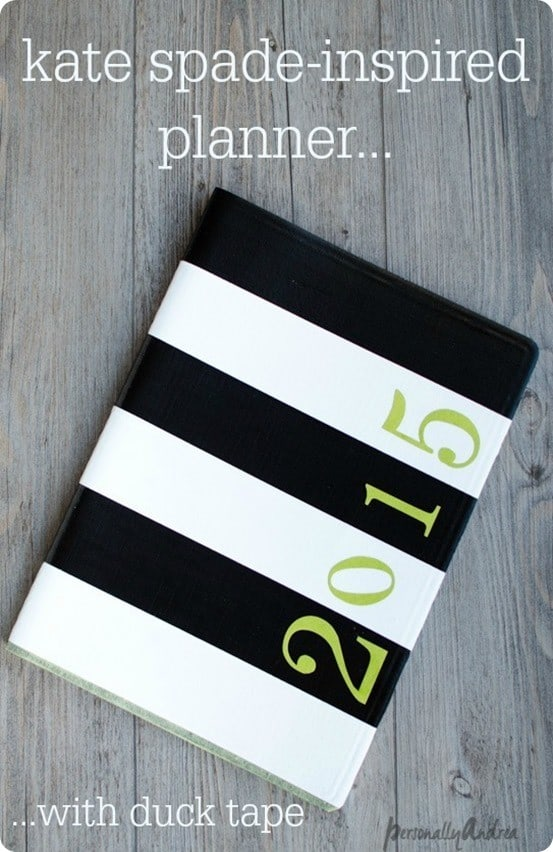 Kate Spade Knock Off Planner