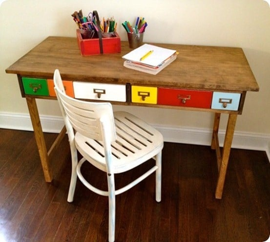 Library Catalog Desk