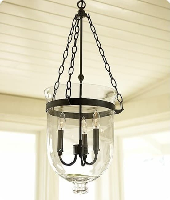 Pottery Barn Chandelier