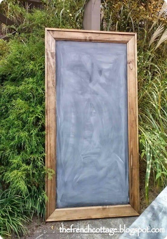 Vintage Schoolhouse Chalkboard