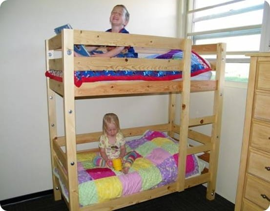 Pros and Cons of Bunk Beds in Kids Room