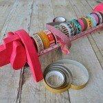 Puppy Dog Washi Tape Storage