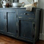 Farmhouse Buffet with Storage Galore