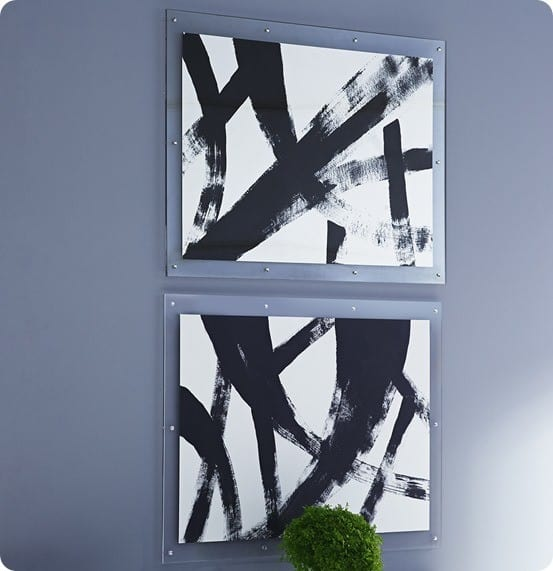 Expressionism Abstract Art from Wisteria