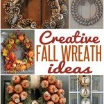 5 Creative Fall Wreath Ideas