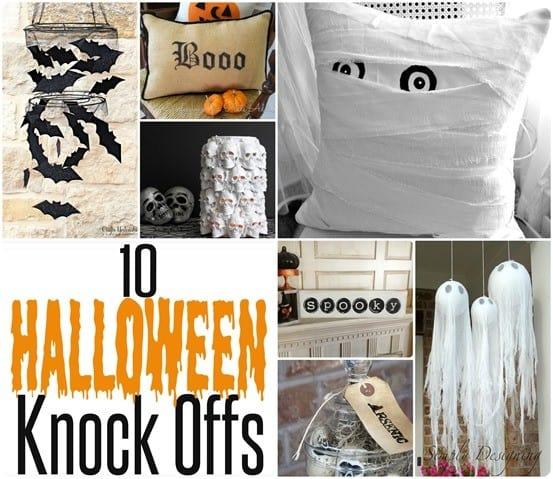 Halloween Knock Offs
