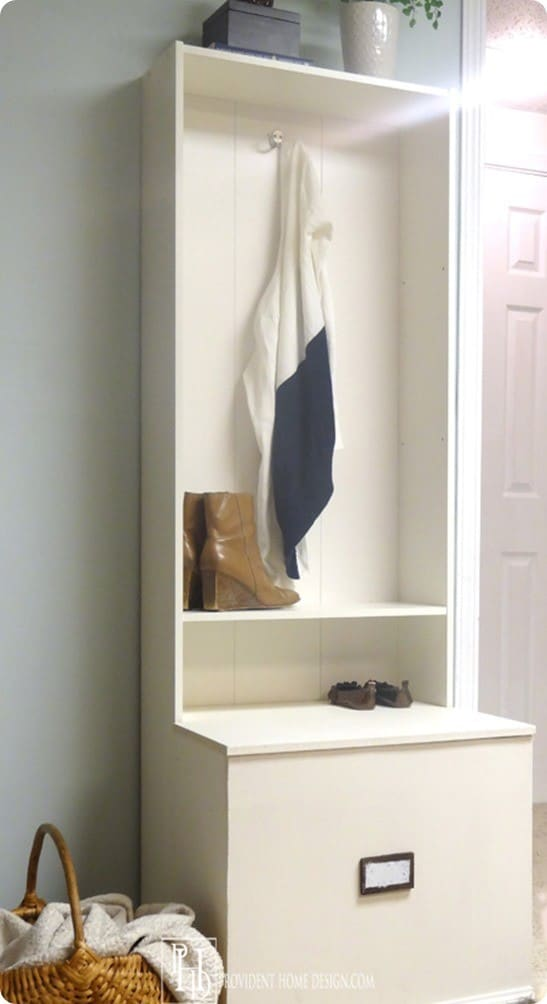 Ikea Hack Storage System