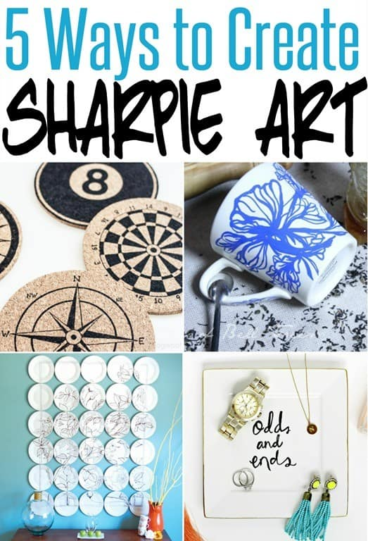 5 Knock Offs You Can Make With A Sharpie