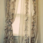Best of Knock Off Decor #10: Ruffled Curtains