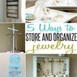 5 Ways to Make a Jewelry Holder
