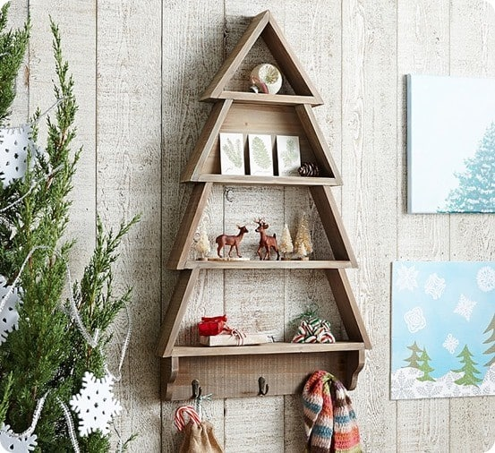 Pottery Barn Kids Tree Shelf