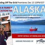 Ana White's Building Off The Grid Alaska Range Premiers TONIGHT