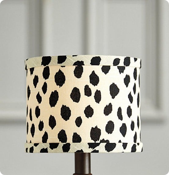 Dodie Drum Chandelier Shade from Ballard Designs