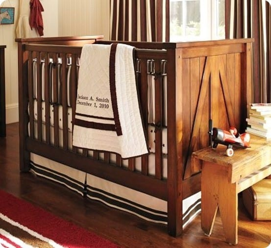 Pottery Barn Brookfield Crib